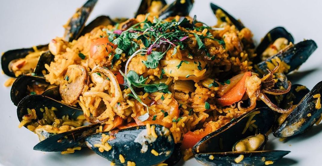 7 places to get perfect paella in Seattle