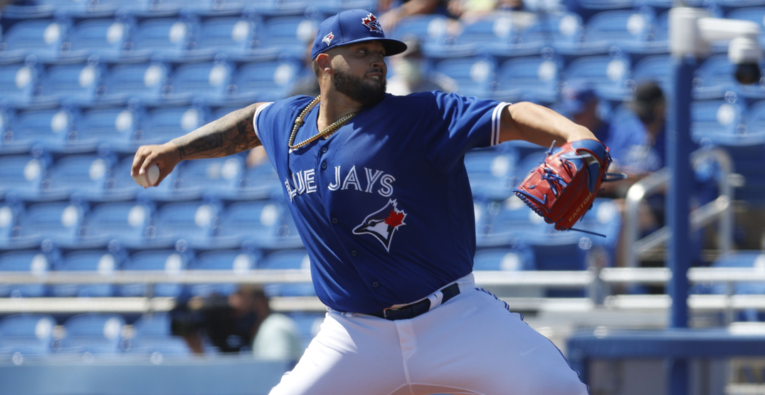 5 things to know about new Blue Jays pitcher Alek Manoah