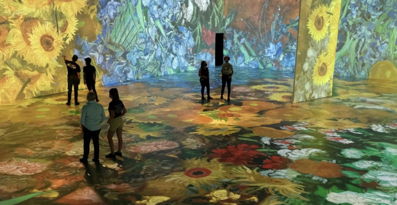 Immersive Van Gogh exhibit announces new Calgary venue and dates