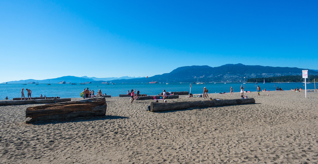 English Bay closed for swimming due to high E. coli levels