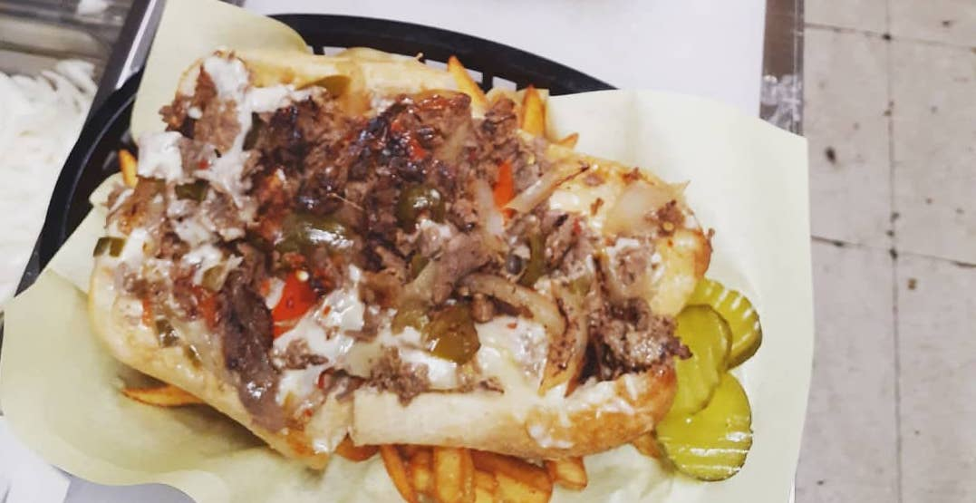 What to eat in and around Seattle today: Tres' House of Cheesesteaks