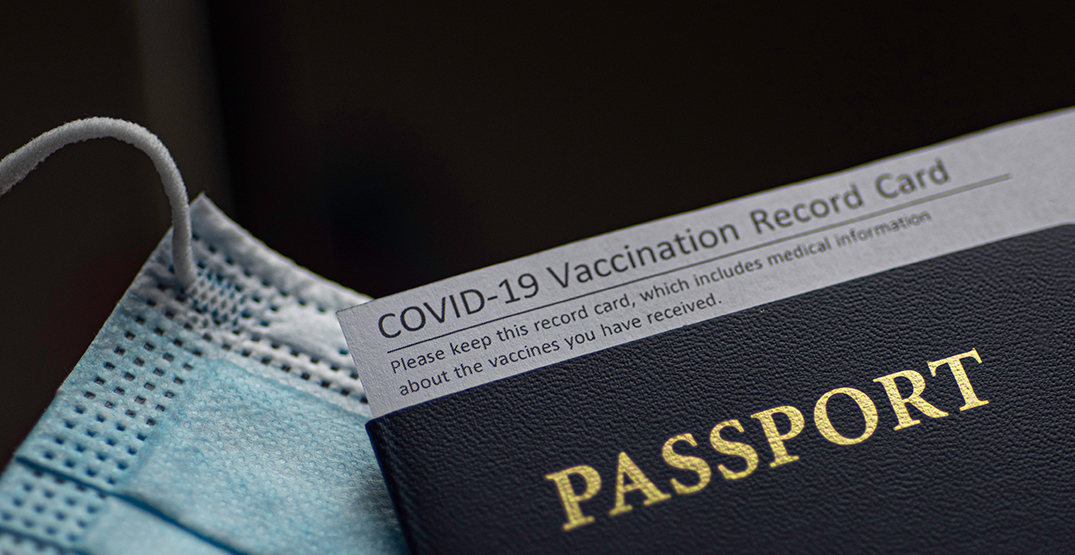 Majority of Canadians support mandatory vaccine passports for international travel: poll
