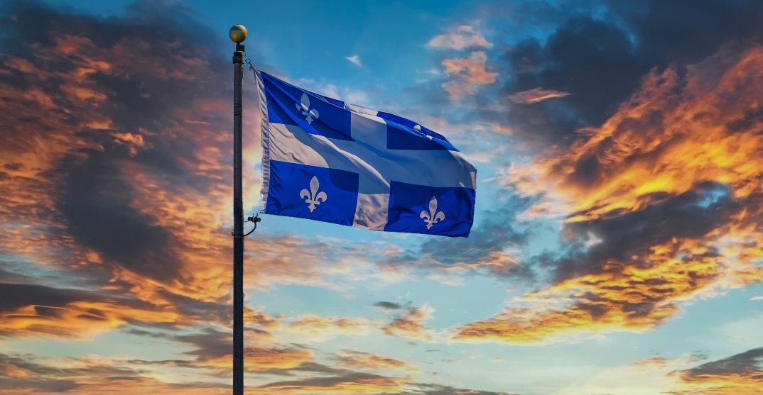 Politician to present motion to get an official Quebec flag emoji
