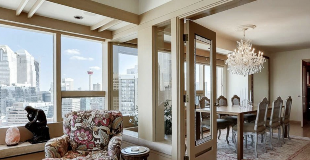 Here's what a nearly $10,000 per month rental looks like in Calgary (PHOTOS)