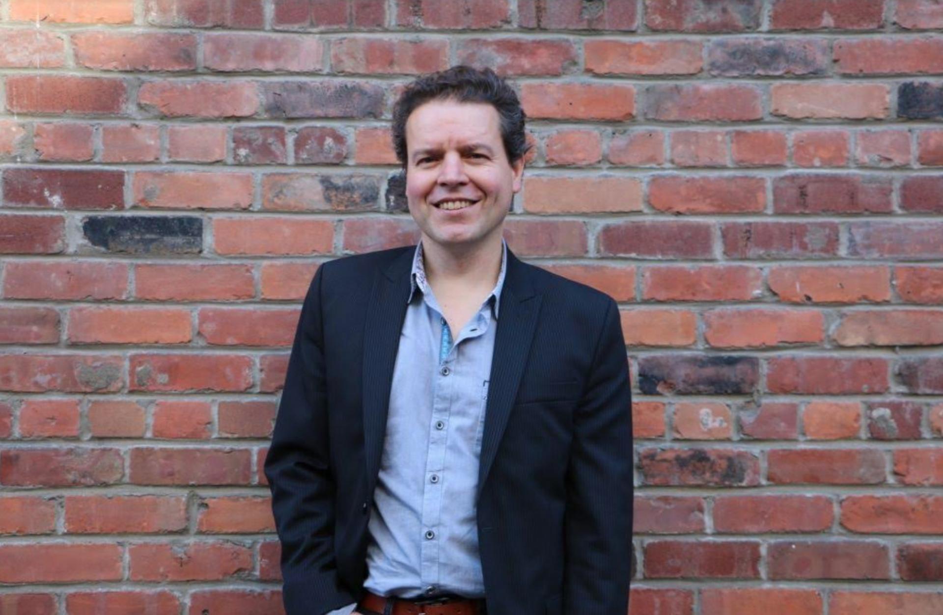 Peter-Paul Van Hoeken, Founder and CEO of SMV.
