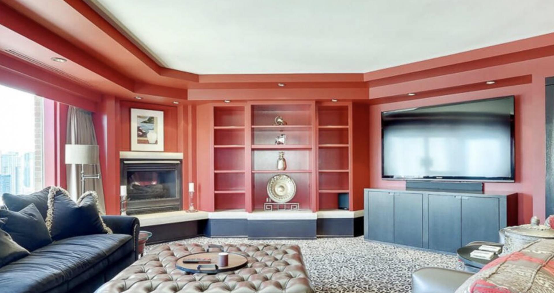 calgary rental penthouse