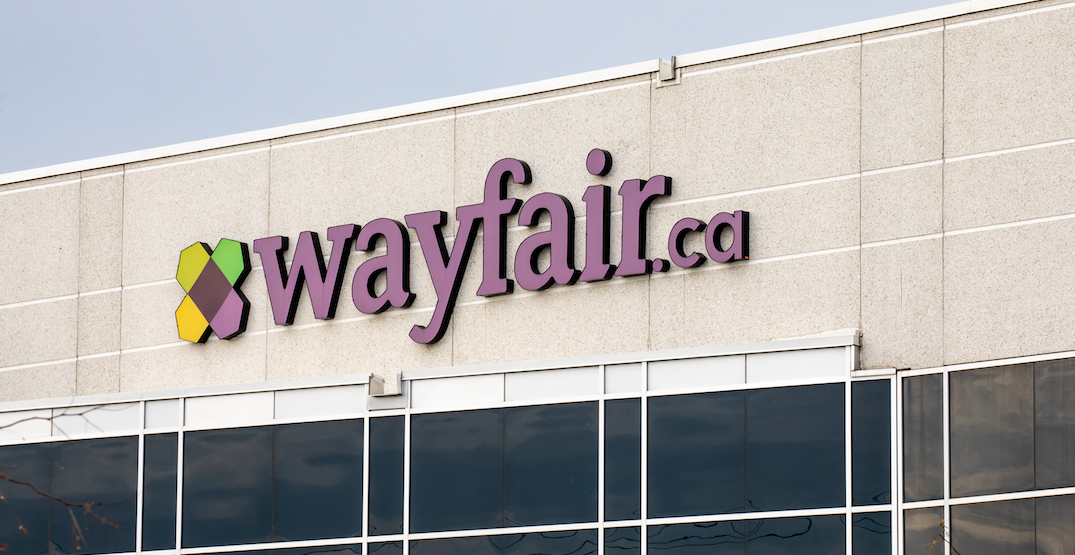 Wayfair opening its first Canadian office in Toronto