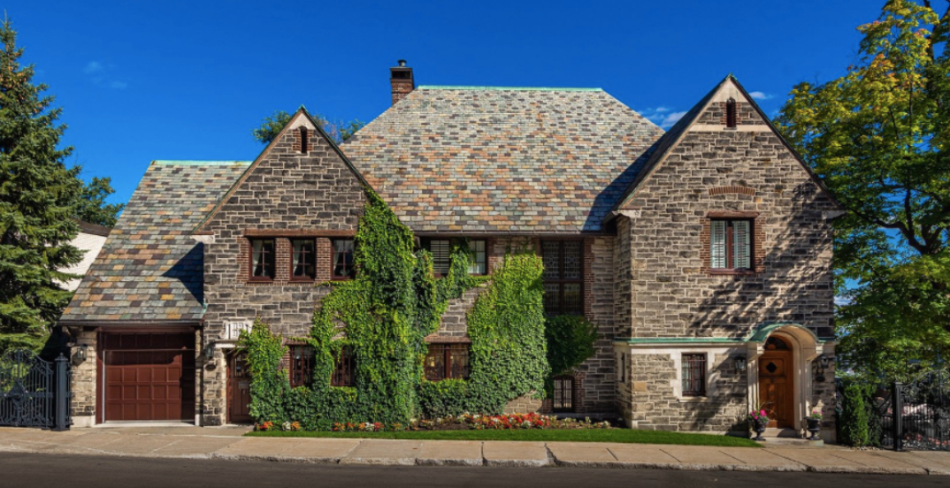 A look inside: Luxurious $9.9 million Golden Square Mile mansion (PHOTOS)