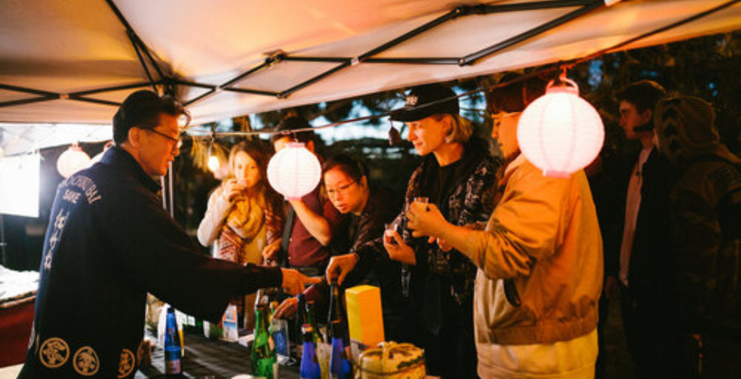 Japanese street food and sake market is coming to Montreal next month
