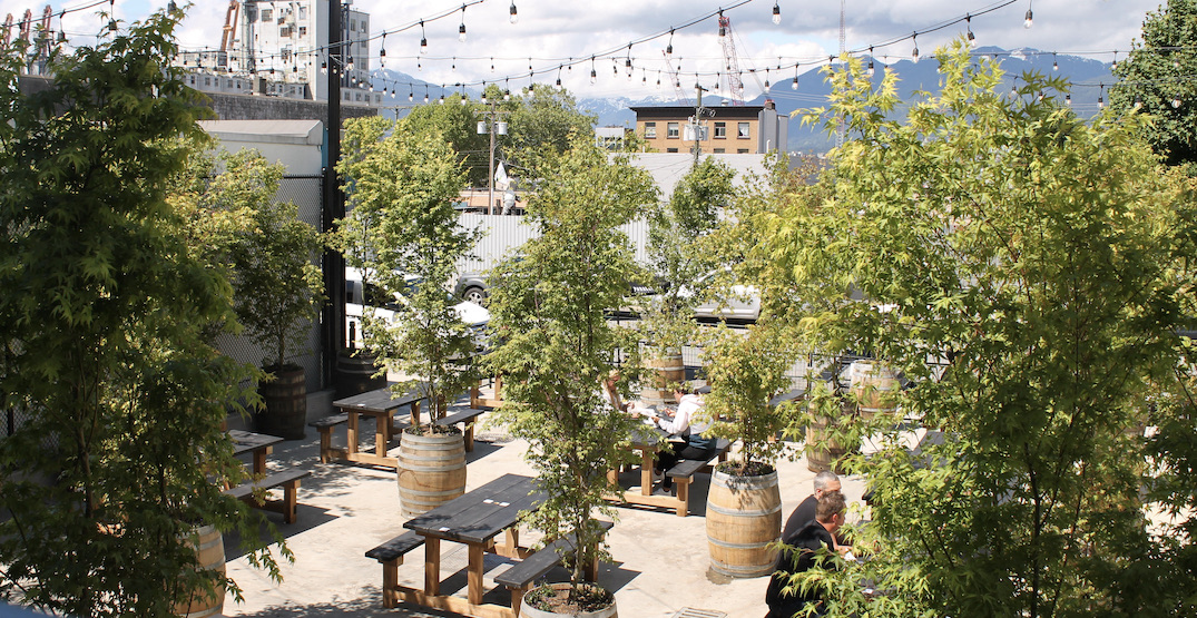 Parallel 49 Brewing Company unveils new 120-seat beer garden