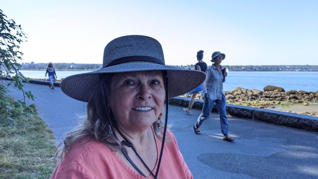 Talking Stick Festival Founder and Artistic Managing Director Margo Kane (Submitted)