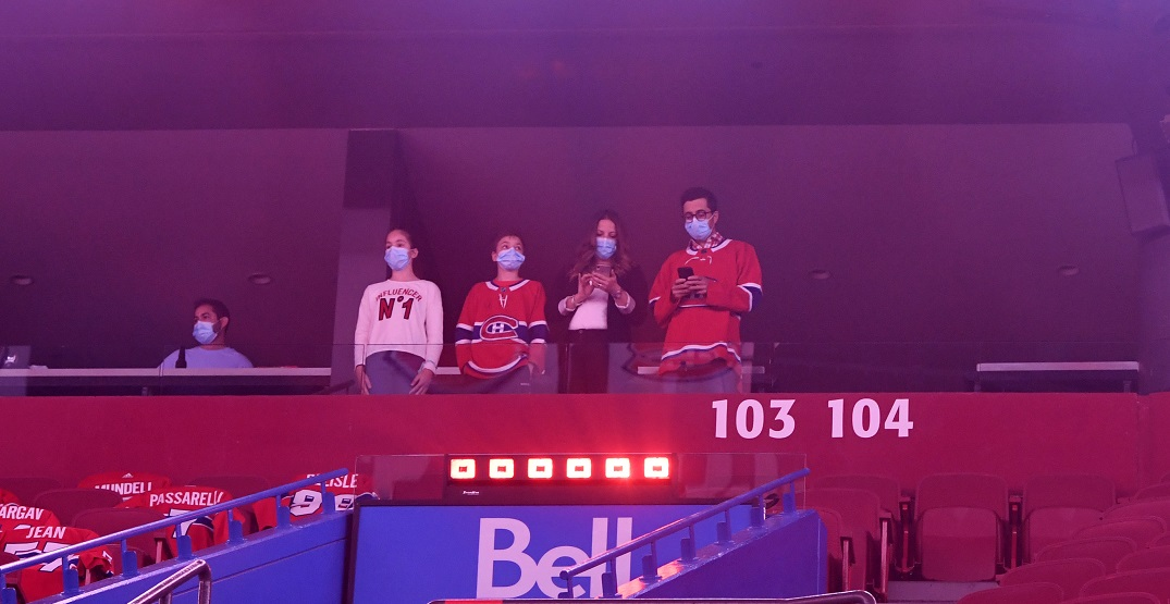 Canadiens to have fans in attendance for Saturday's playoff game vs Leafs