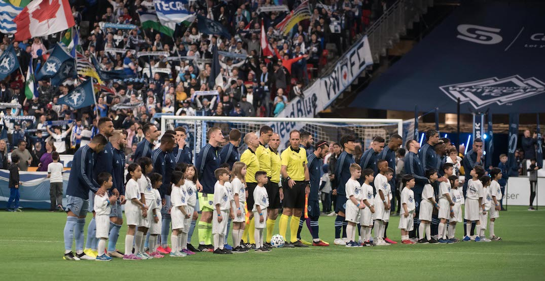 """Whitecaps """"optimistic"""" they'll play matches in Vancouver this summer"""