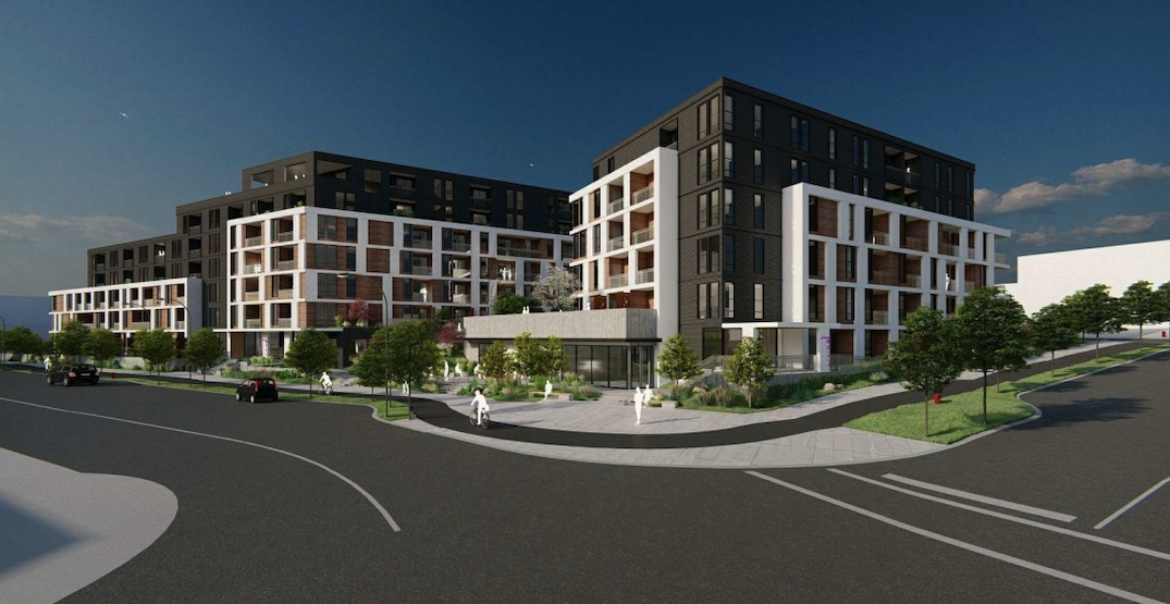 Telus developing nearly 200 rental homes in downtown Nanaimo