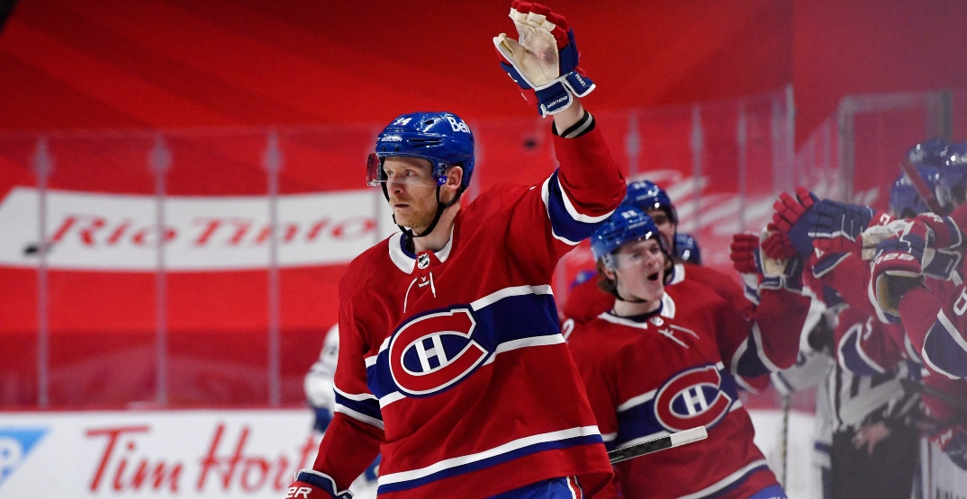 Canadiens force Game 7 vs Leafs after OT thriller in fans' return