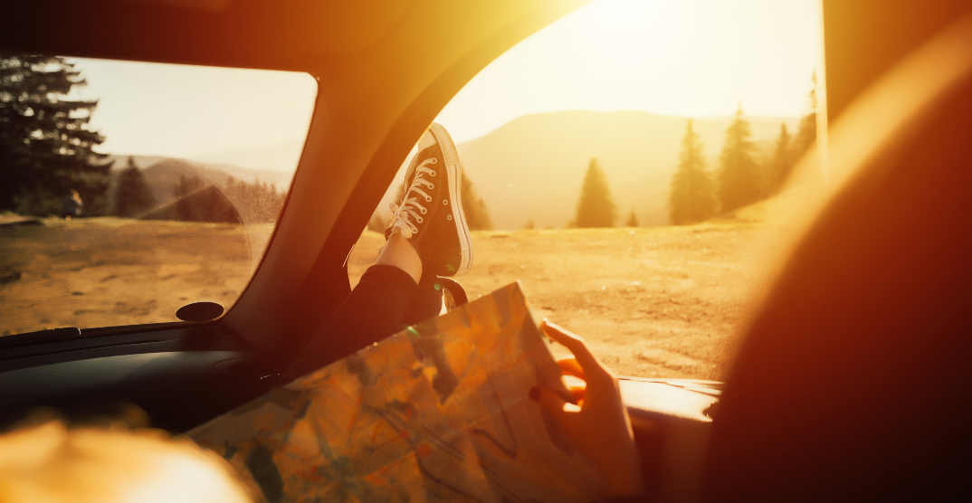 Nearly half of Canadians are planning to take a road trip this summer