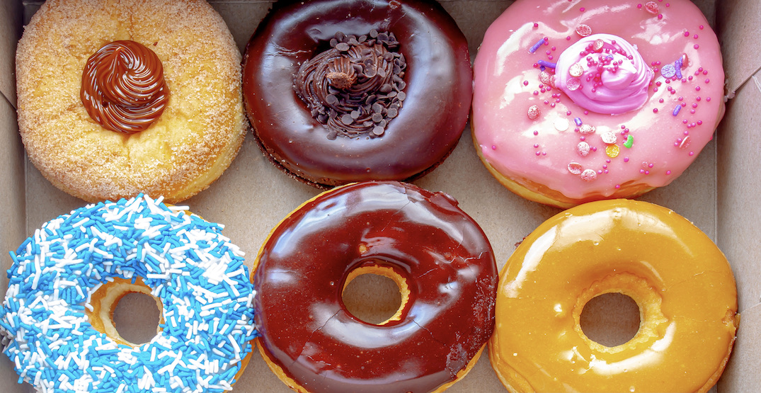 Popular Tim Hortons donuts ranked from worst to best