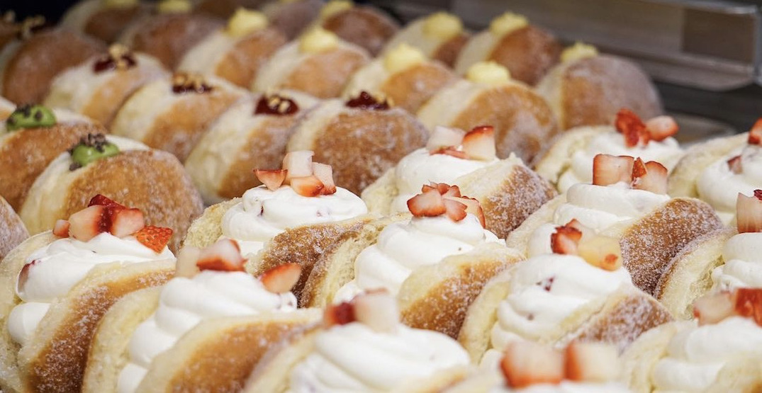 Best donuts in Vancouver you need to try at least once
