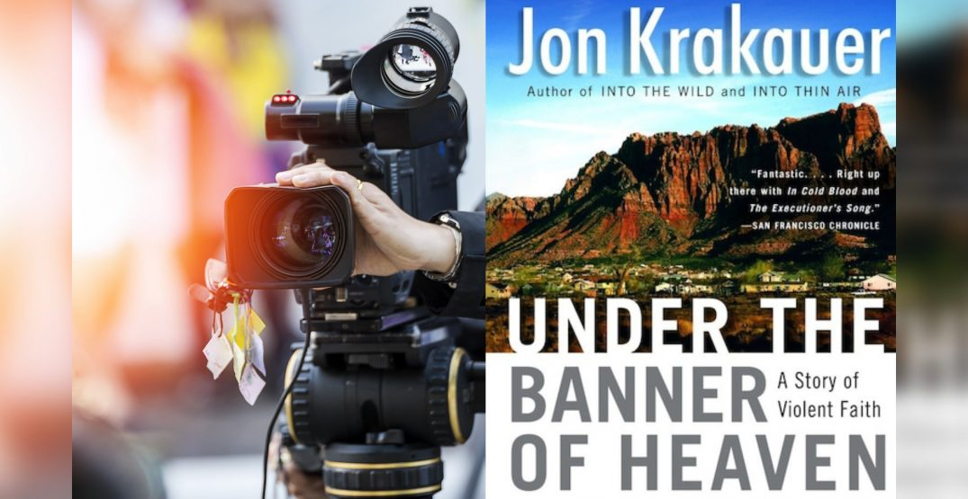 Jon Krakauer book adaptation about notorious murders to be filmed in Calgary area