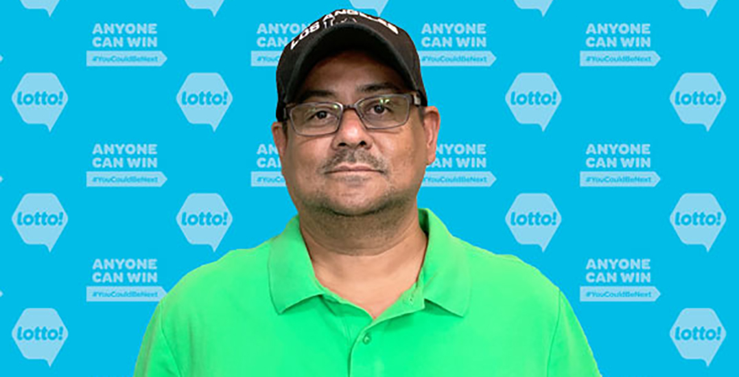 BC man planning first family vacation in 10 years following $1M lotto win