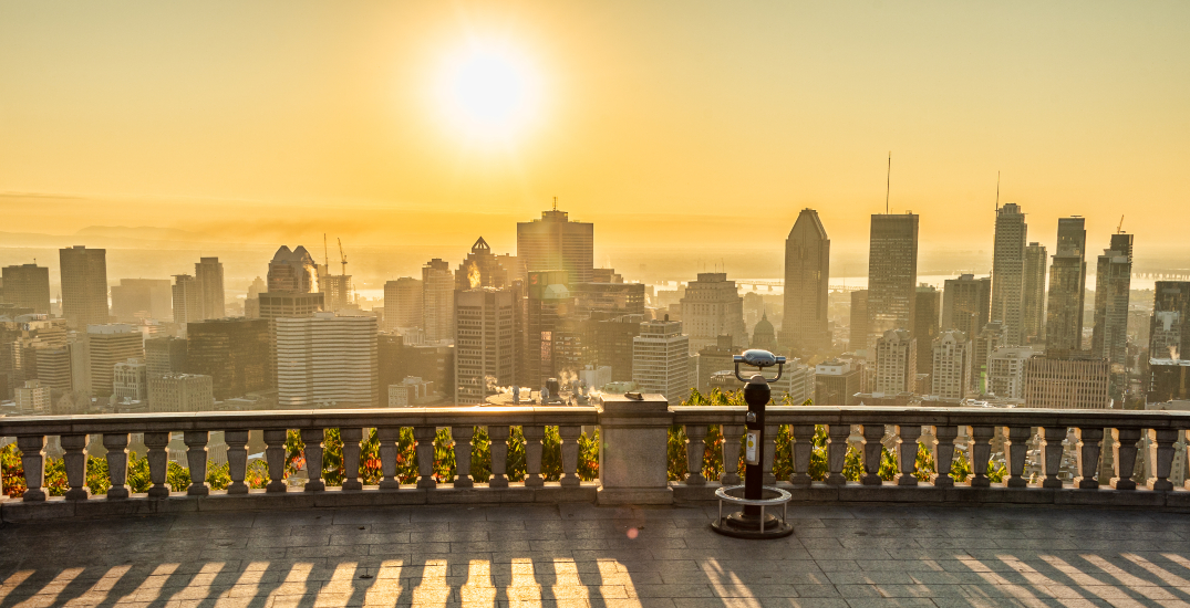 It's expected to feel like near 40ºC in Montreal until the end of the week