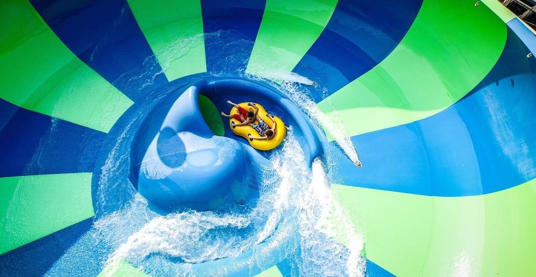 The Pacific Northwest's largest theme and water park is opening this month