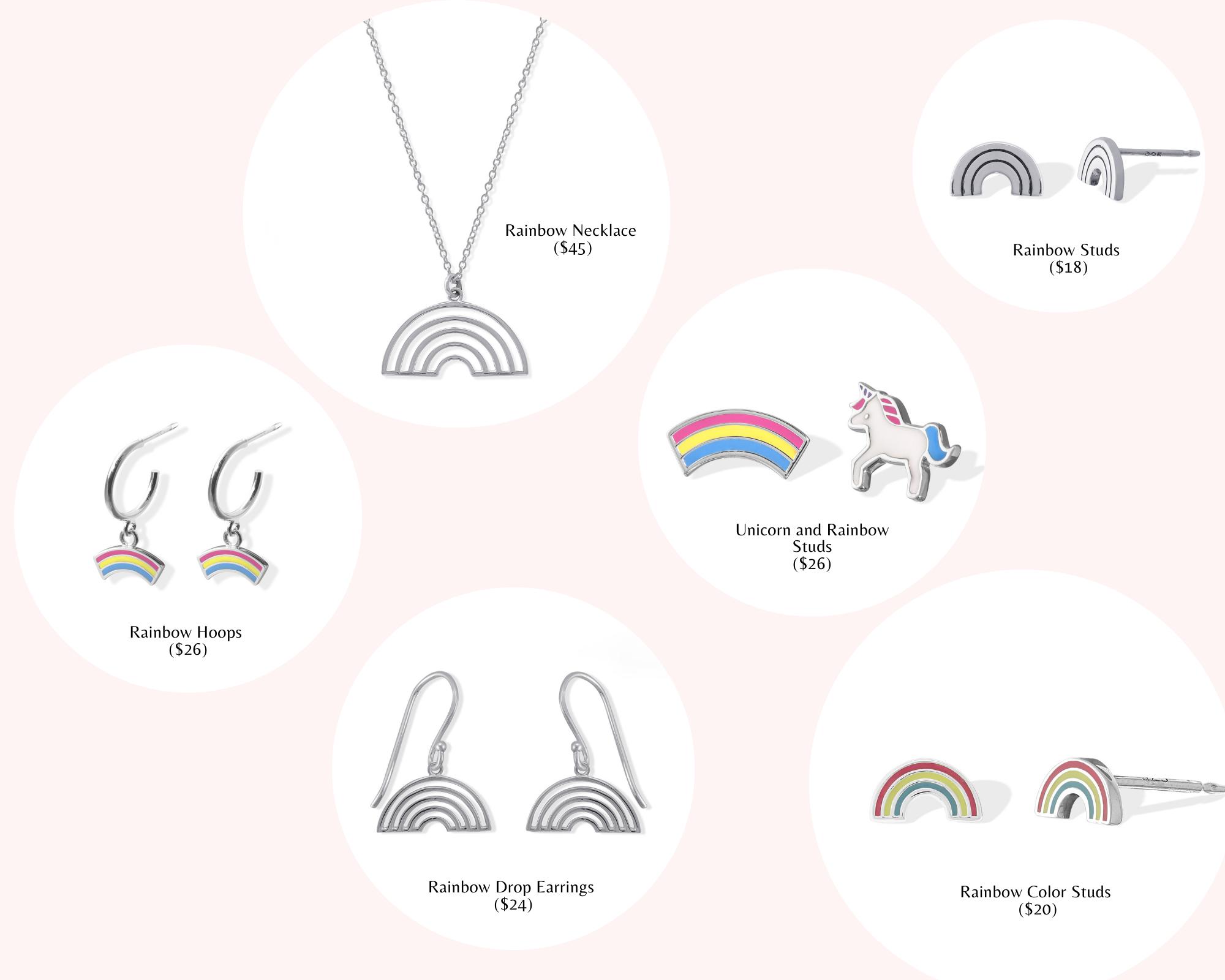 pride necklace