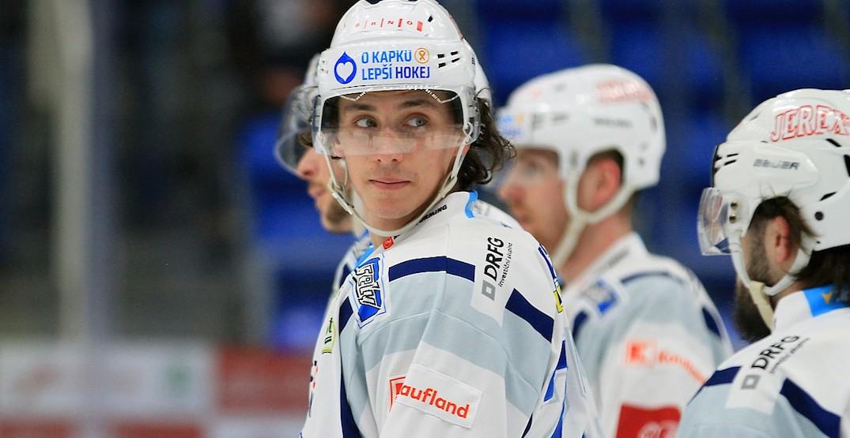 Canucks sign Czech prospect Karel Plasek