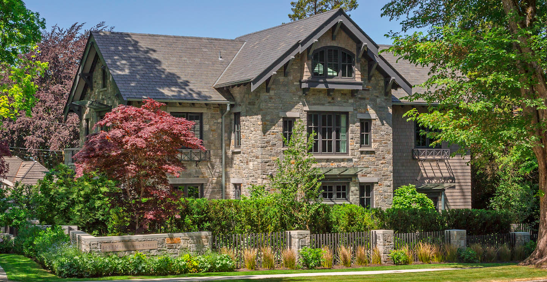 A Look Inside: This Shaughnessy mansion just sold for $19 million (PHOTOS/VIDEO)