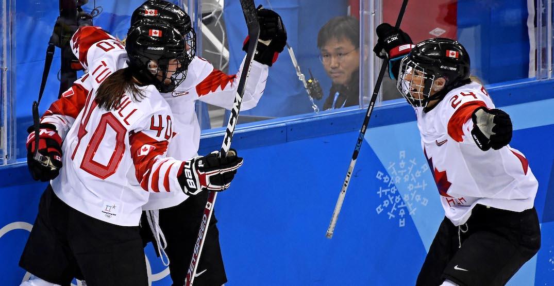 Calgary rescues Women's World Hockey Championship