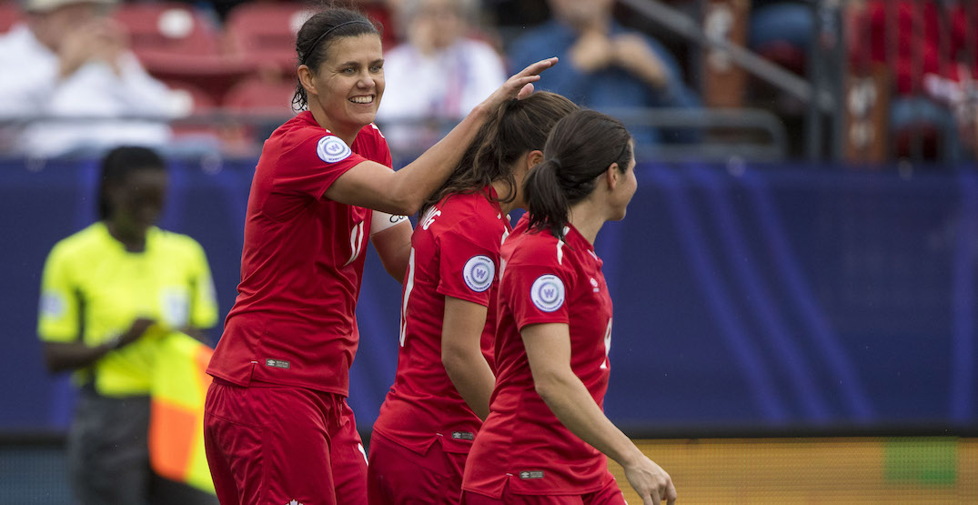 Burnaby approves renaming community centre after Christine Sinclair