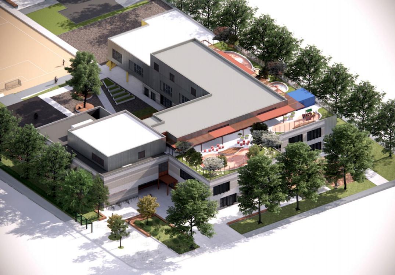 Henry Hudson Elementary School 1551 Cypress Street Vancouver