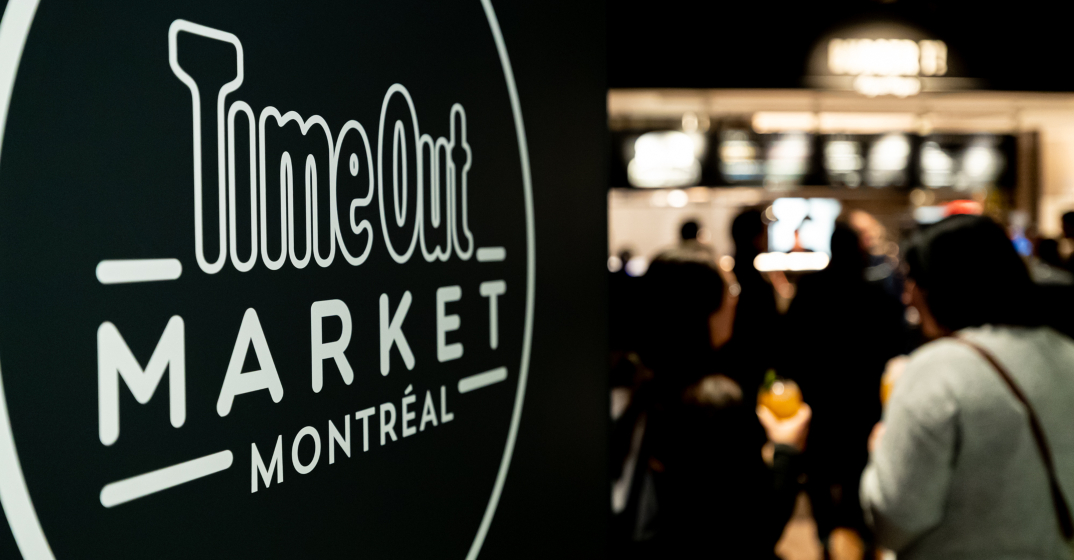 Time Out Market Montreal is reopening to the public next month