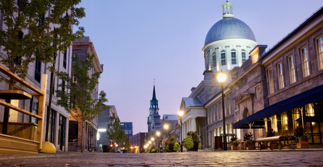 Old Port of Montreal begins nightly curfew from midnight to 6 am