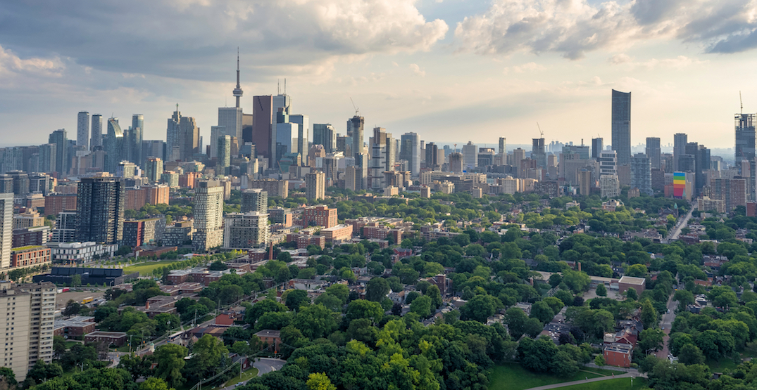 Toronto home prices just soared to another record high