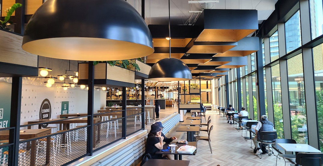 New concept food court at The Amazing Brentwood mall opens (PHOTOS)