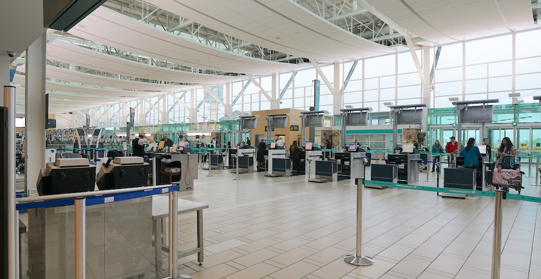 Domestic terminal reopened at Vancouver International Airport