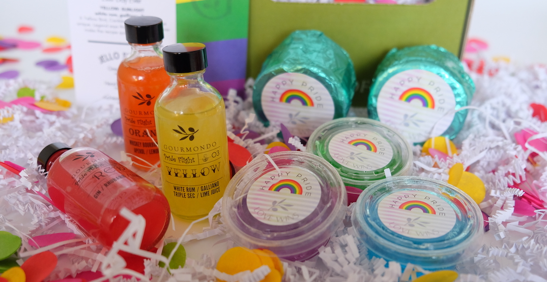 Pride guide: You can order a boozy Pride Party Box to go thanks to Seattle's Gourmondo