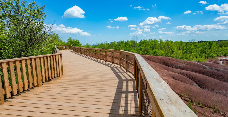 Ontario's Cheltenham Badlands will finally reopen for the summer