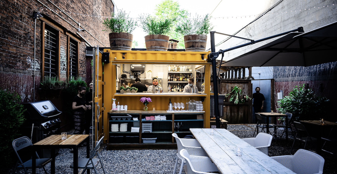 Chupito: New hidden outdoor cocktail bar now open in Vancouver