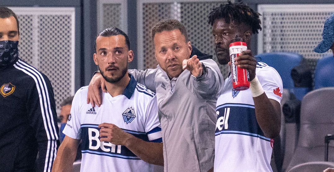"""Whitecaps return to BC Place delayed by """"Wings and Wizards"""" show"""