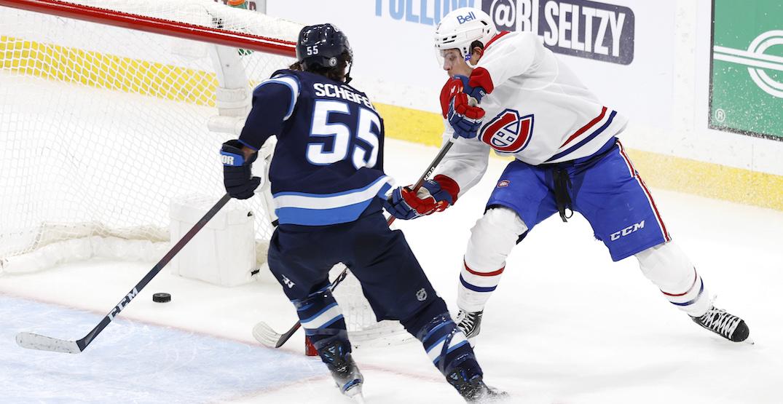 NHL suspends Scheifele four games for devastating hit on Canadiens' Evans