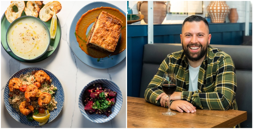 Family biz with a twist: This modern Greek bistro will transport you to the Mediterranean