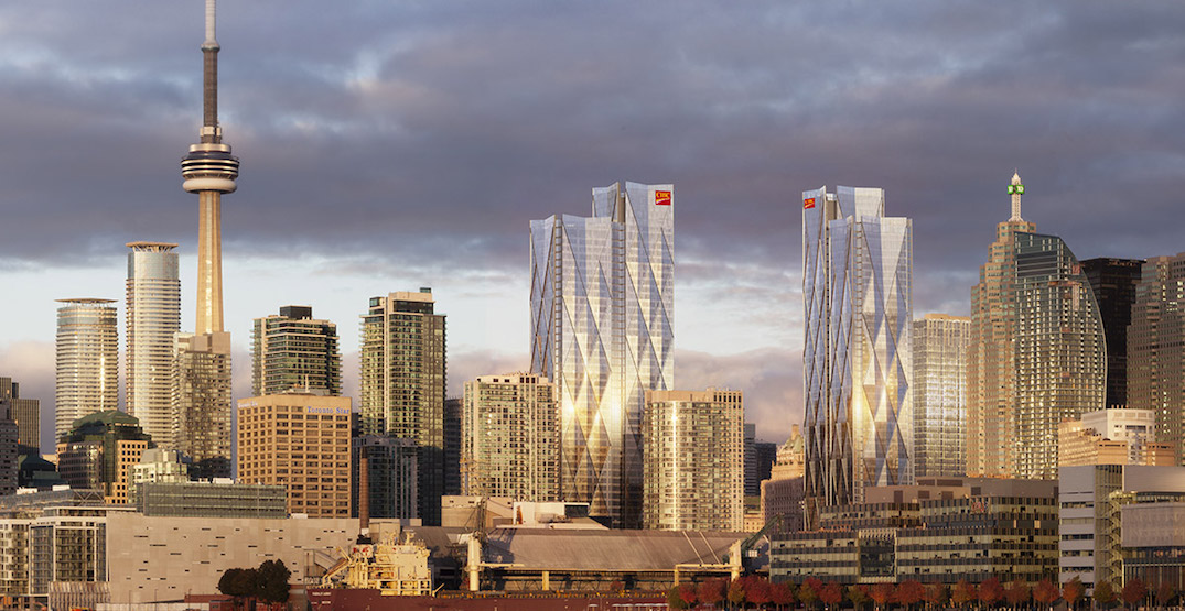 CIBC SQUARE adds almost 3 million sq ft of office space to Toronto