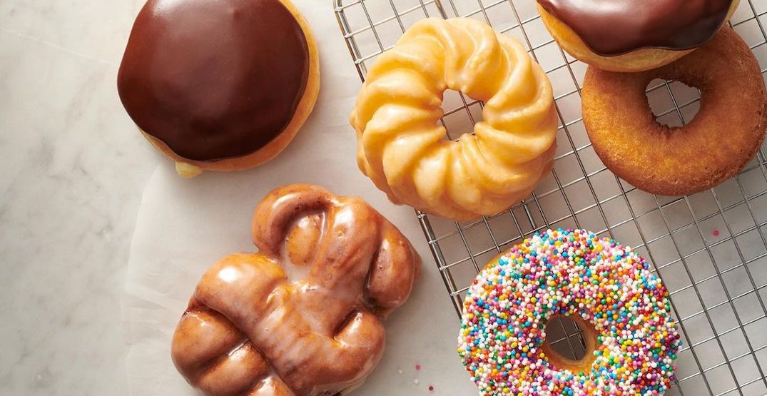 Tim Hortons offering FREE donuts on National Donut Day