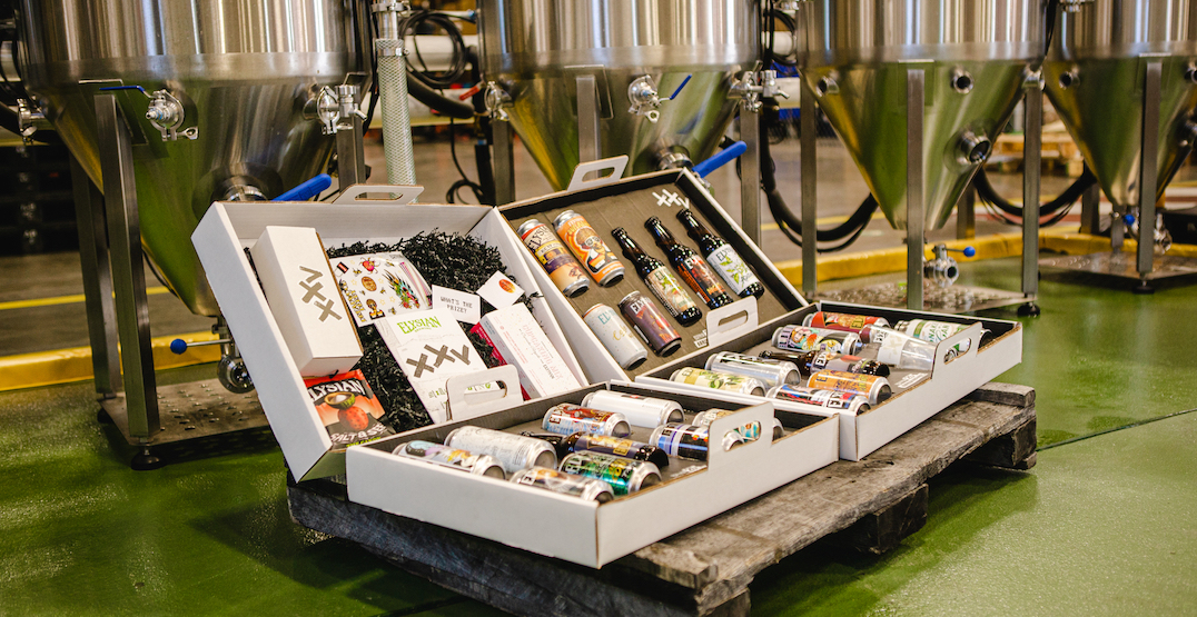 Elysian Brewing is selling an incredible 25th anniversary box
