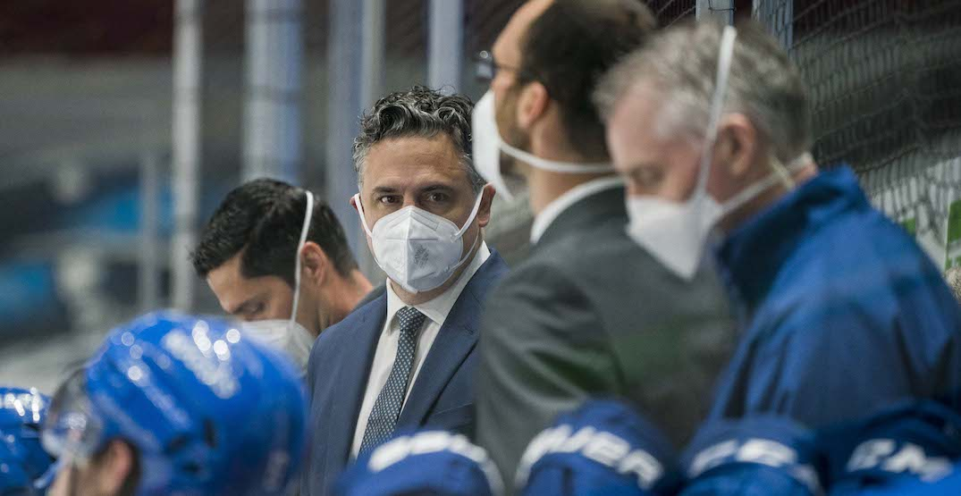Is an assistant coach shakeup coming for the Canucks?
