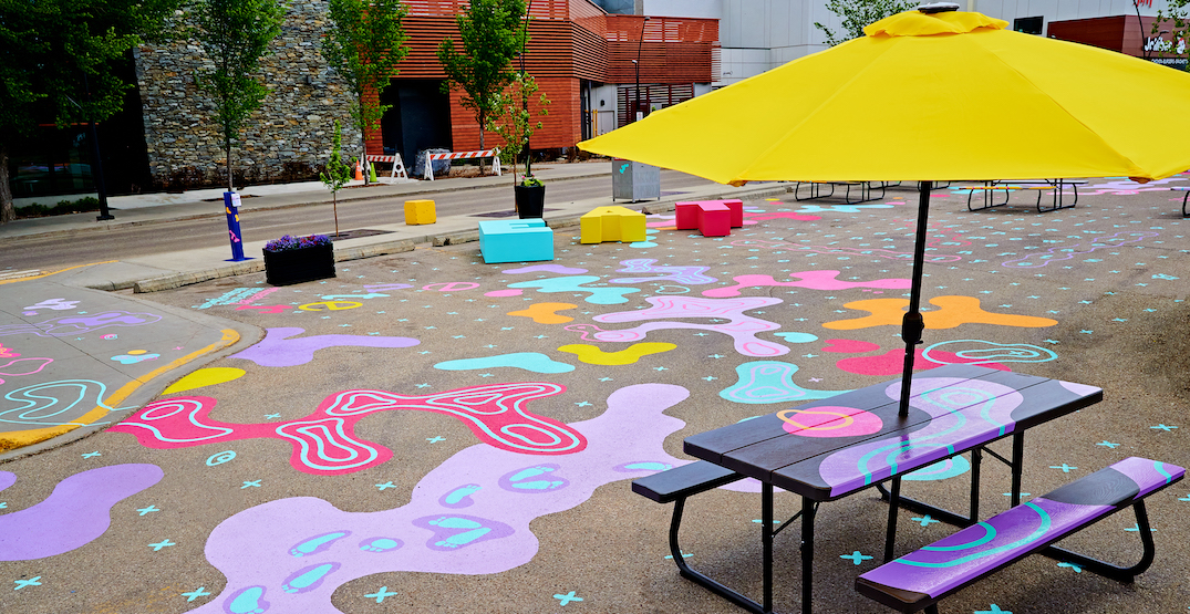 Eat & Seek: New art installation supports local eateries