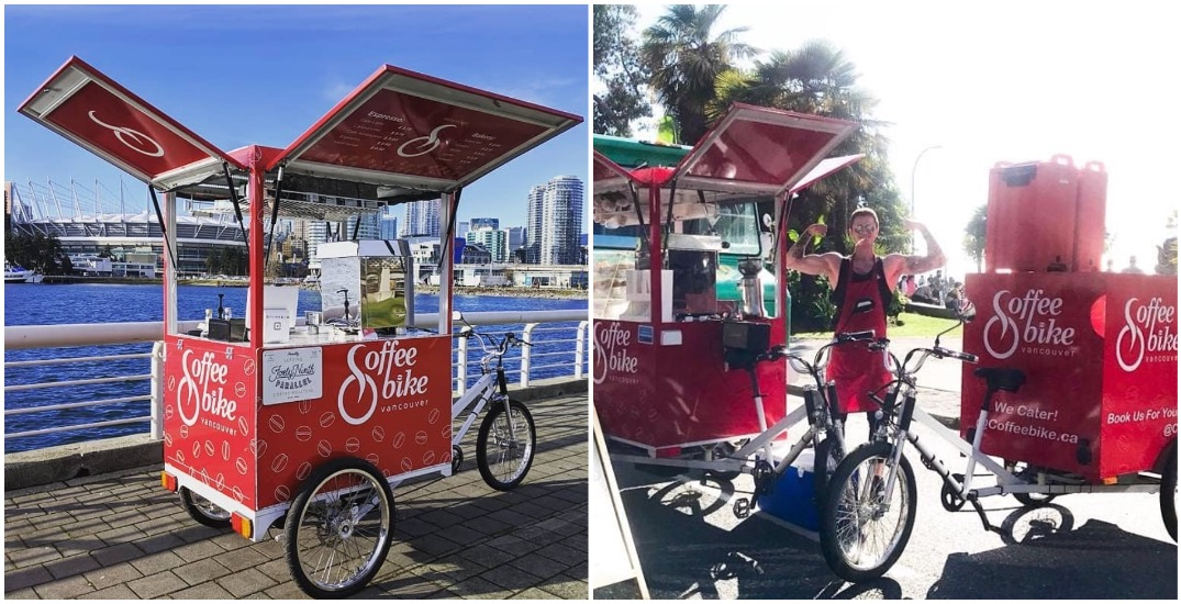 Vancouver's iconic mobile coffee cart is going Canada-wide this summer