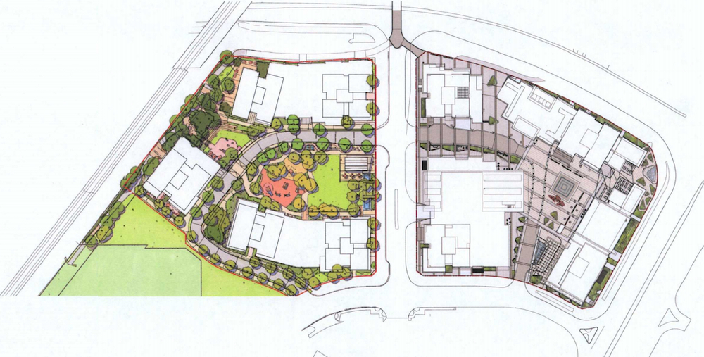 marcon coquitlam central lougheed highway development